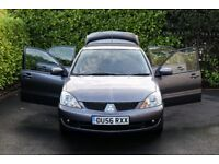 Mitsubishi Lancer 1.6 Equippe 4dr Automatic 9 Months MOT & LOW MILEAGE 61K, Only 2 previous owners