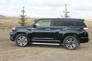 2015 Toyota 4 runner by owner