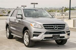 2013 Mercedes-Benz M-Class ML 350 BlueTEC 4MATIC Langley Locatio