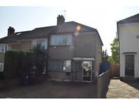 Three bedroom house with parking space & rear private garden