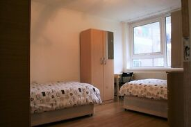 Lovely Twin room with all BILLS INCLUDED!!