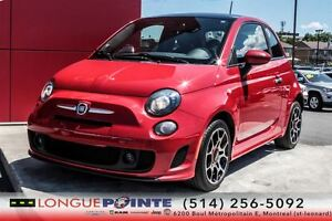 2013 Fiat 500 TURBO +CUIR +MAG