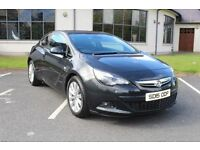 2015 Vauxhall Astra GTC SRI 2.0 CDTI Low Miles 10,800K One Owner FSH 2 Keys Only £9250
