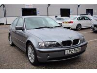 2003 E46 BMW 3 Series 318i se,100k,3keys,Full service history,px to clear