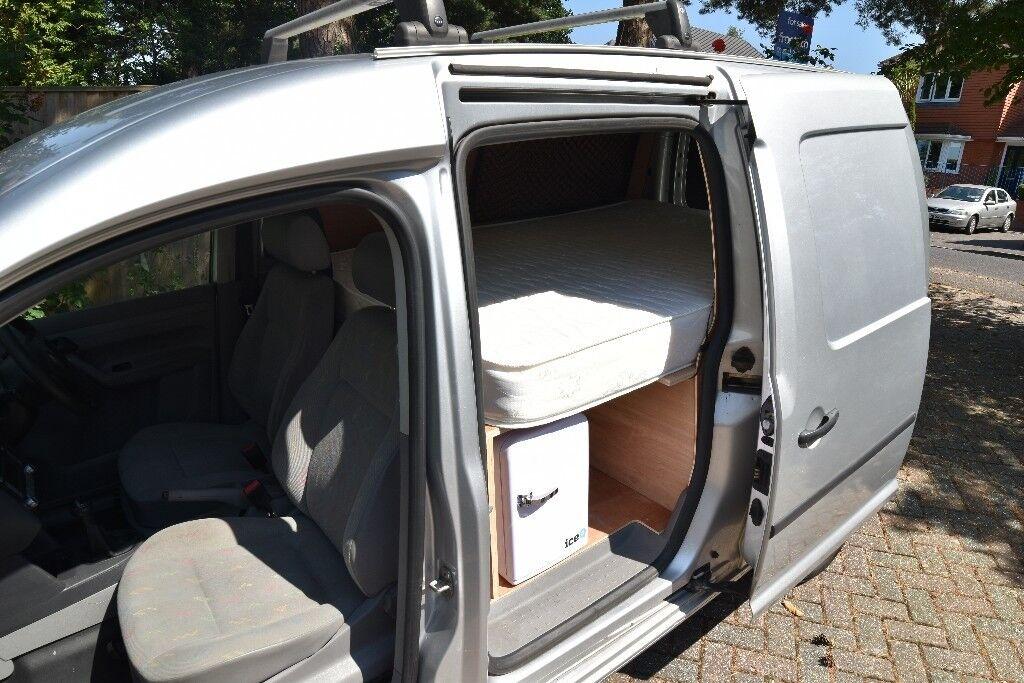 Vw Caddy Maxi C20 1 9 Tdi Converted Campervan Mot Until June 2019