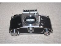 Ihagee EXAKTA VX 1000 German made vintage camera body