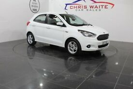 FORD KA+ ZETEC (white) 2017