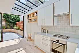 Stunning, Architect designed 2 bed garden flat on Gillespie Road, Highbury