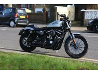 Stage One - Harley Davidson Sportster Iron 883