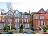 Beautifully finished three double bedroom period conversion, one of Hampstead's most desired streets