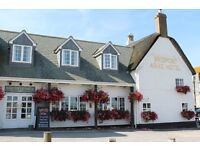 chef and front of house couple required