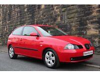2006 SEAT IBIZA 1.9TDI **66,000 MILES**