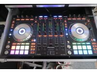 pioneer DDJSX2 and magma flight case. DJ Controller For Serato