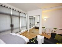 Luxury & Extremely Large Studio Apartment in Warehouse Conversion in the heart of Shoreditch