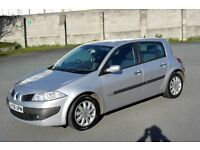 renault megane dynamique 1.5 dci 2006 (long mot) excellnt condition