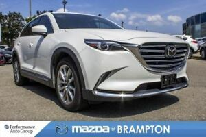 2017 Mazda CX-9 SIGNATURE, WOOD TRIM, NAPA LEATHER