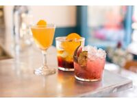 BAR SUPERVISOR REQUIRED FOR AMBITIOUS S. LONDON RESTAURANT. GOOD PAY, SENSIBLE HRS