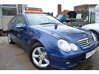 2006 06 Mercedes 1.8 C180 Kompressor - 91k Miles with Lots of S/H - Manual - 2 Keys- Free Warranty!!