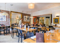 ***Part-time Waiting staff (15 hrs per week) - Square Kitchen, Clifton, Bristol***