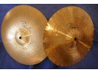 Paiste Signature Cymbals (set of nine)