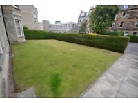 Unfurnished two bedroom property in fantastic location close to the heart of Morningside.
