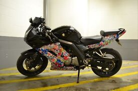 Pristine Condition SV650 S | Fully Maintained | HPI CLEAR | Loads of EXTRAS | Sticker Bomb Wrap