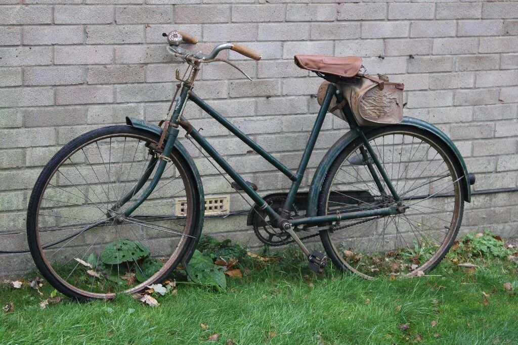 Vintage Post-War Bicycle