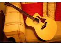 Taylor 214ce Grand Auditorium Electro Acoustic - Brand New