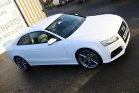 LATE 2009 AUDI A5 2.0TDI SPORT 168BHP COUPE!!BLACK ED SPEC & FULL RS5 KIT!! (FINANCE & WARRANTY)