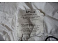 Two Jonelle (John Lewis) duck down super-king duvets - 4.5 & 9 tog, will also sell separately