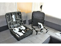 DJI Inspire 1V2 T601 Model with a lot of extras