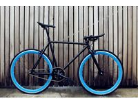 Special Offer !!! Steel Frame Single speed road bike fixed gear racing fixie bicycle ZQ