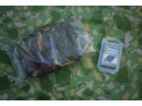 NEW - DPM Wash Bag / Pouch Plus FREE LED Keyring Micro Light