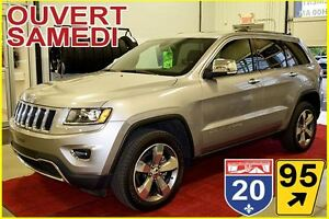 2015 Jeep Grand Cherokee LIMITED * CUIR * TOIT * BLUETOOTH