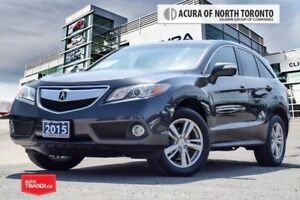 2015 Acura RDX at Accident Free  Bluetooth  Back-Up Camera