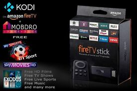 Amazon firestick / android box (full update)
