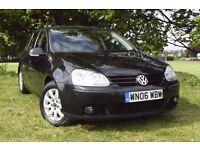2006 VW GOLF 1.9 TDI SE 5 DR MANUAL*** BRAND NEW MOT ( NO ADVISORY )**3 MONTHS WARRANTY ***
