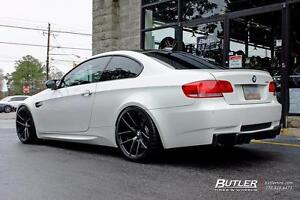 "~~~NEW 19"" NICHE TARGA RIMS FOR BMW ON SALE-----19X8.5 & 19X9.5-----TIRE SIZE: 235/35R19 & 265/30R19!~~~"