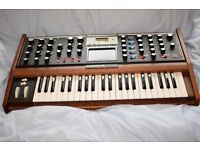 Moog Voyager Synthesiser Mint condition