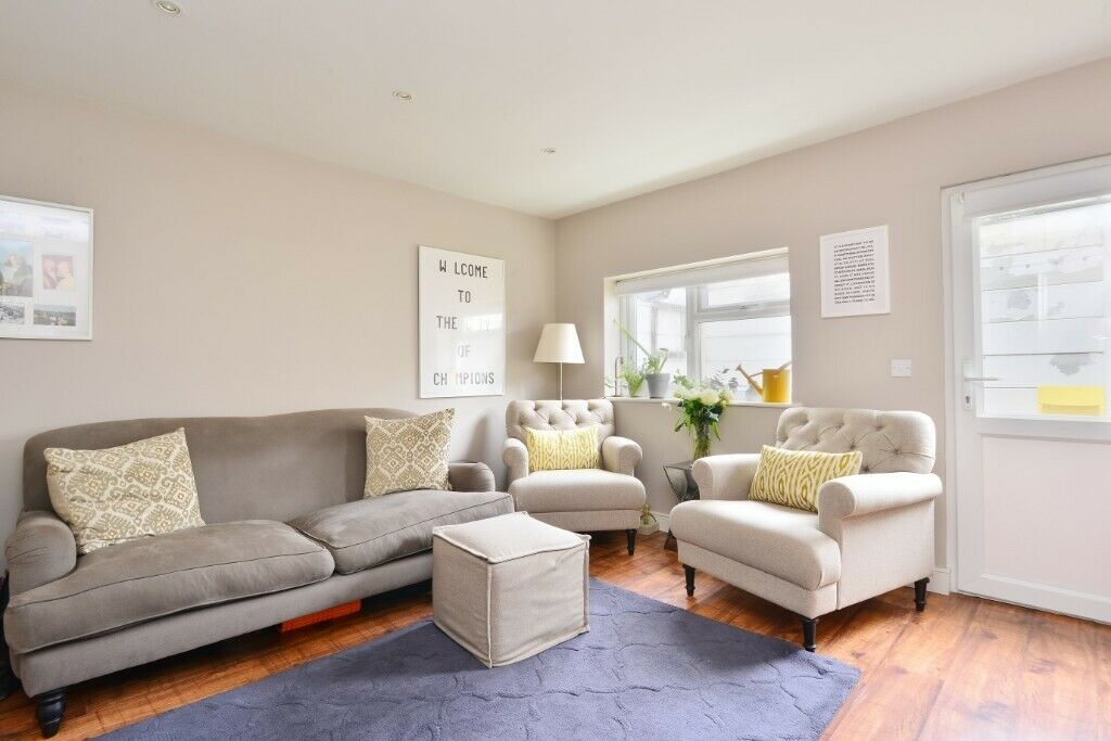 Two double bedroom flat on Upland Road, East Dulwich SE22