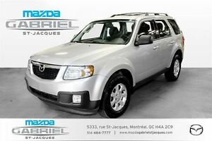 2011 Mazda Tribute Grand Touring 4WD +CRUISE+JAMAIS ACCIDENTER+B