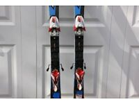 Nordica Doberman 156cm Slalom Skis - £125
