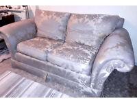 Light Gold Duresta Large 2 seater sofa