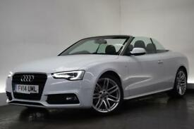 AUDI A5 2.0 TDI S LINE SPECIAL EDITION START/STOP 2d 148 B (white) 2014