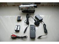 Sony Hi8 Camcorder CCD-TRV408EPAL