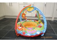 Baby Play Nest Gym Activity Inflatable Galt