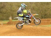 Ktm 2016 65cc sx childs youth motocross mx bike