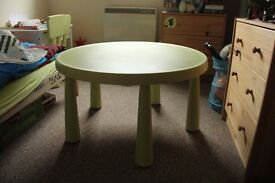 Children's table