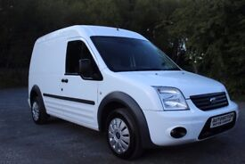 Ford Transit Connect Full Mot New Clutch Fully Valeted Finance Arranged Ex-Condition £3895