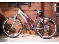 3 girls/ladies bikes. Good condition.